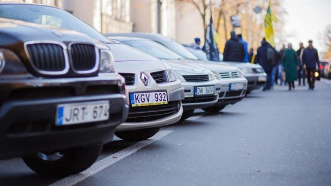 """Зеленский одобрил отсрочку штрафов для владельцев """"евроблях"""""""