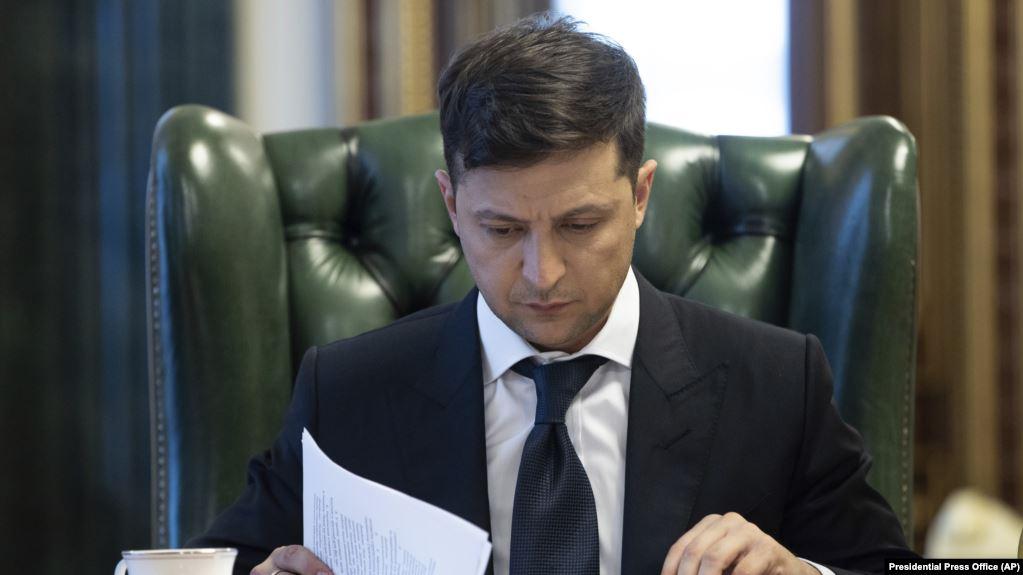 Зеленский назначил еще четырех послов Украины