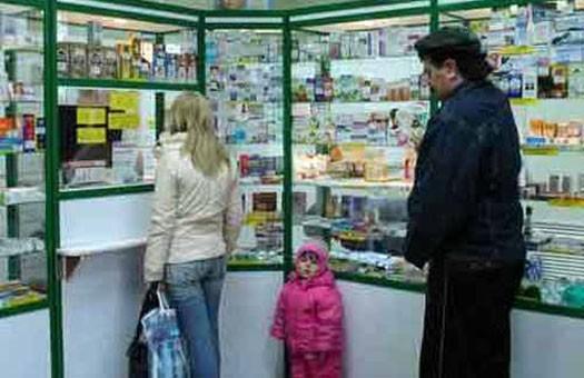 Проверки продолжаются: 13 киевских аптек оштрафовали на 120 тыс.грн