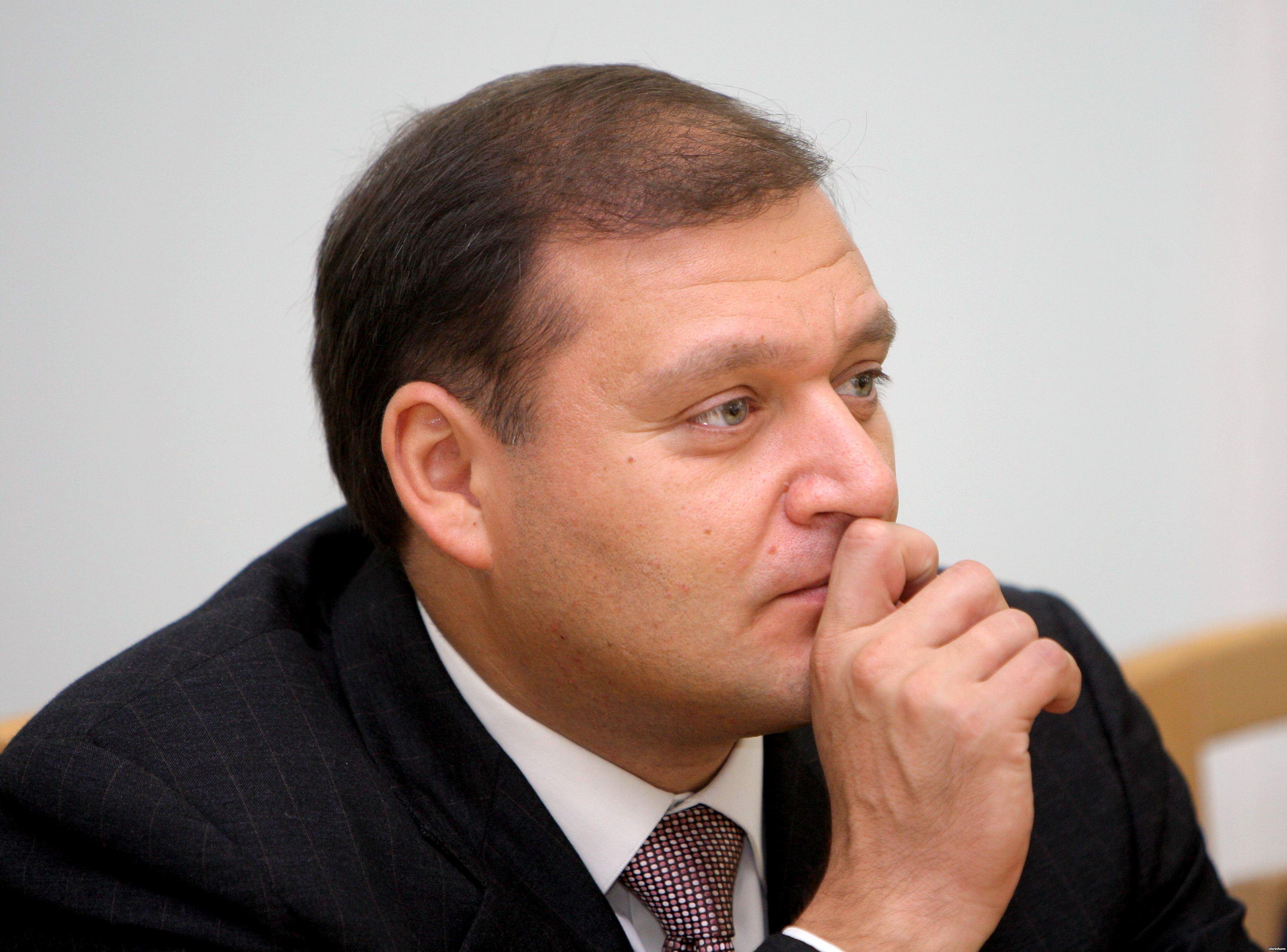 Янукович просил Яроша не захватывать Межигорье, - Добкин
