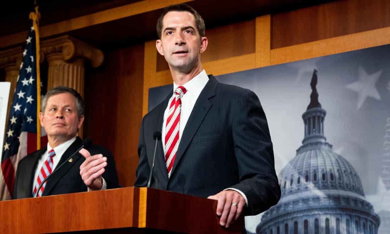 """Сенатор-республиканец назвал рабство """"необходимым злом"""" для построения Ш..."""