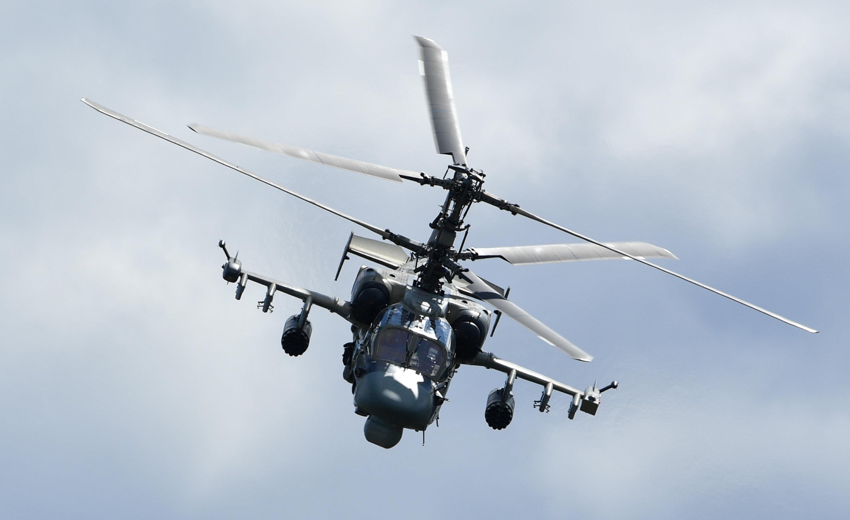 Китай купит у России 36 боевых палубных вертолетов Ка-52К