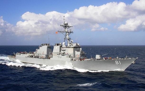 Атака на нефтяные объекты Саудовской Аравии: США отправили эсминец в Пер...