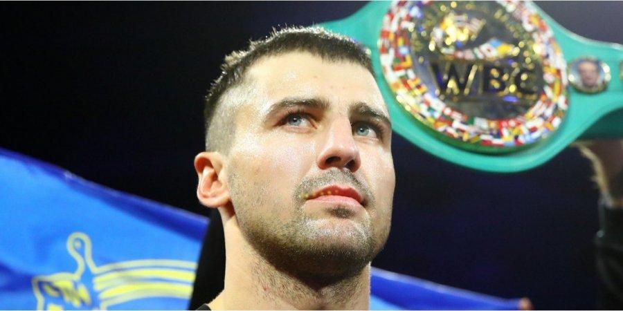 Боксер Александр Гвоздик объявил о завершении карьеры