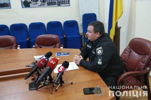 Глава полиции Киевской области подал в отставку