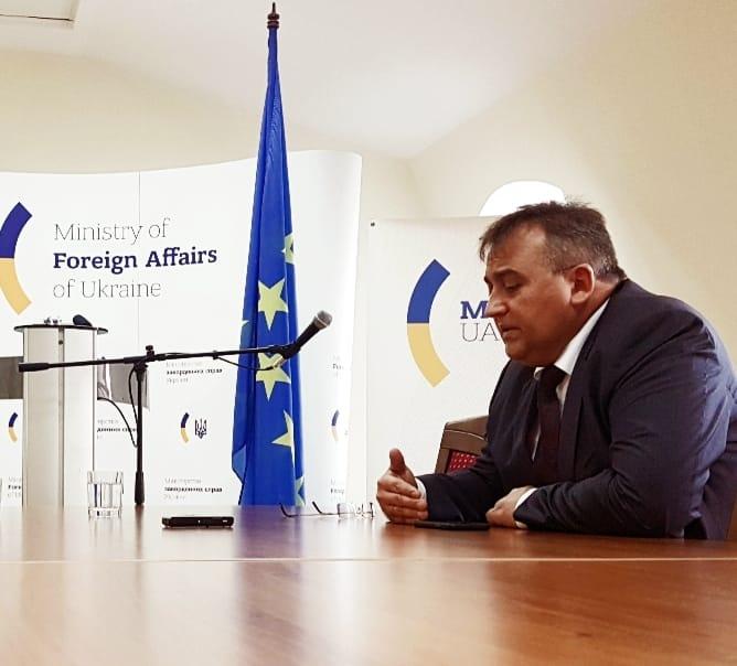 Украина не планирует переносить посольство из Тель-Авива в Иерусалим,  –...