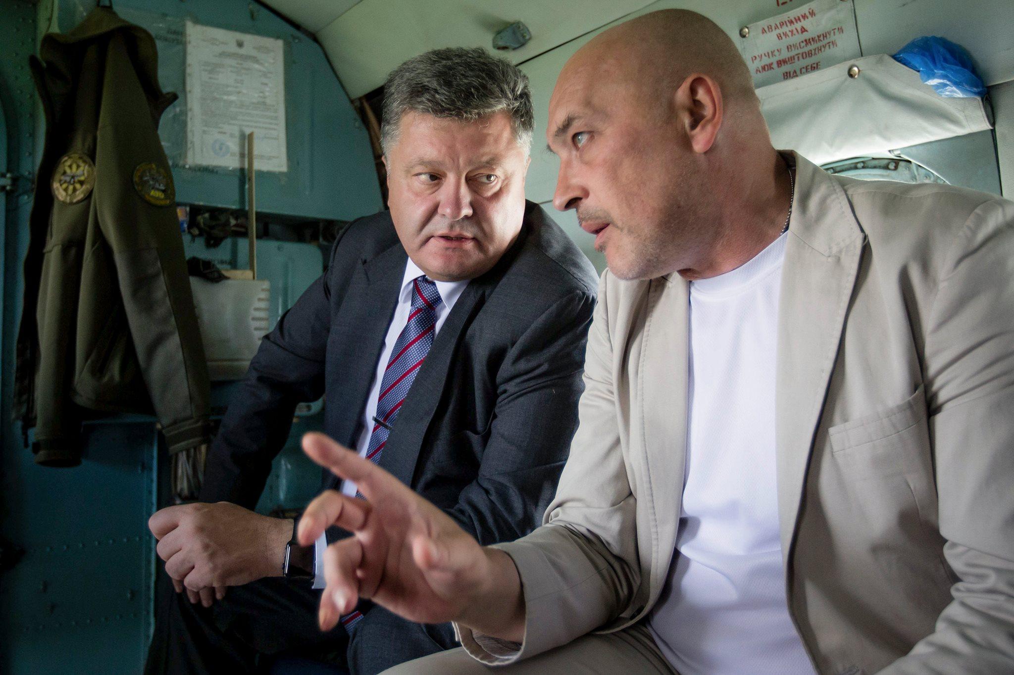 Украинские военные поддержали Зеленского, – Тука об админресурсе Порошен...