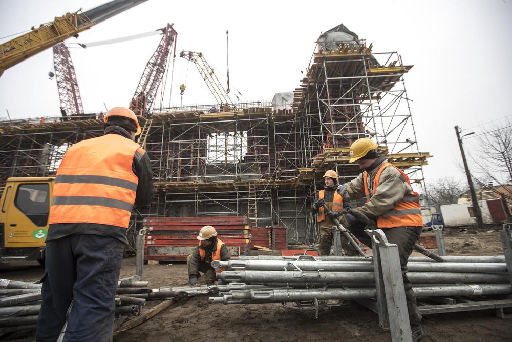 Кличко: До конца года откроем Подольско-Воскресенский мост, а потом возь...