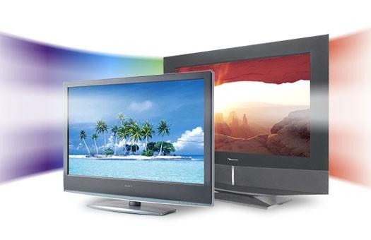 Поставки LCD-телевизоров в мире в третьем квартале выросли на 38%