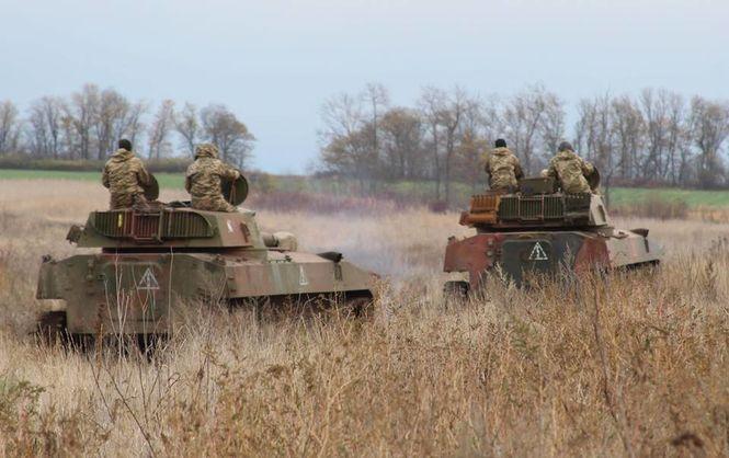 Боевики 39 раз нарушали режим тишины в зоне АТО