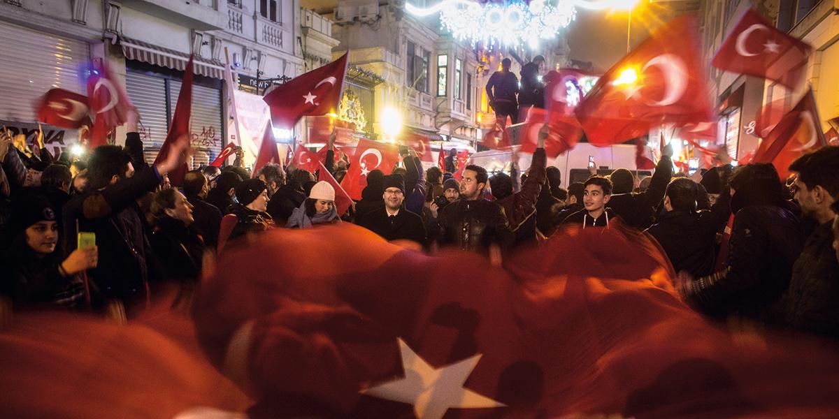 Все фашисты, кроме Эрдогана. Почему Турция дрейфует прочь от Европы