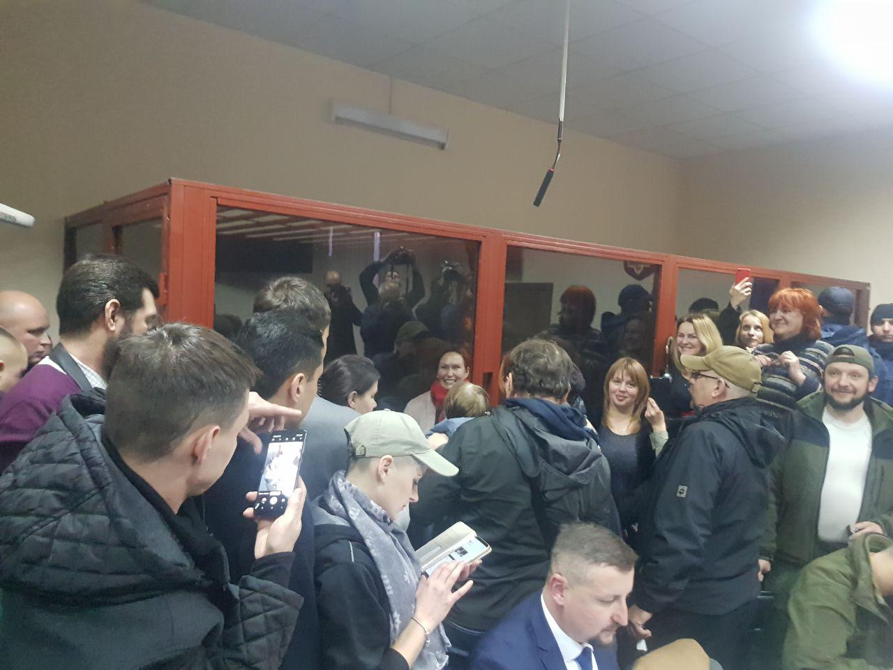 Дело Шеремета: Кузьменко и Антоненко арестовали до 8 февраля без права н...