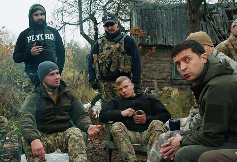 """Ветеран Денис Янтарь о споре с Зеленским: """"Мы не отбитые люди, которые х..."""