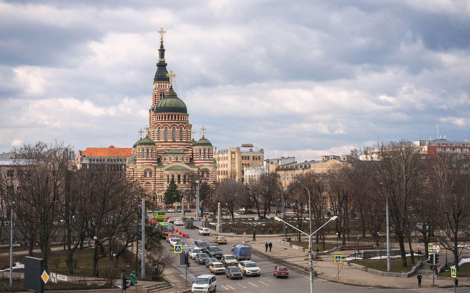 В Харькове не собираются останавливать работу общественного транспорта и...