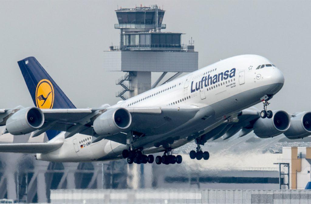 Авиаперевозчик Lufthansa возобновляет рейс Мюнхен-Киев