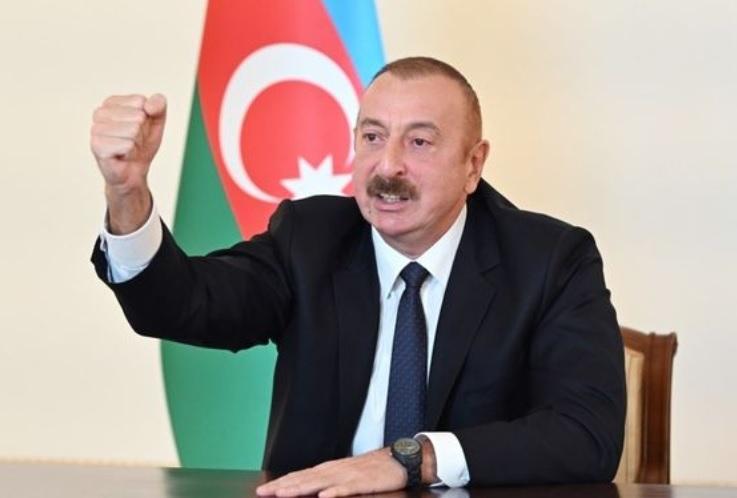 """Физули – наш"": президент Азербайджана заявил о продвижении своей армии..."