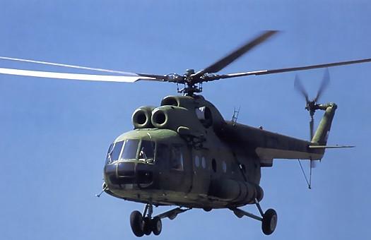 В Афганистане талибы сбили вертолет. Предположительно погибли украинцы