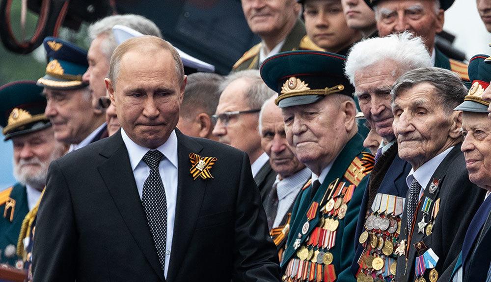 На парад в Москву к Путину приедут лидеры только 8 стран