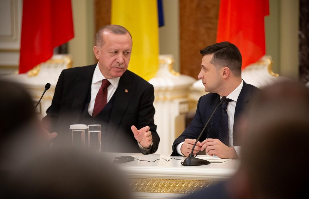 Турция обеспечит жильем 500 семей крымских татар, – Эрдоган
