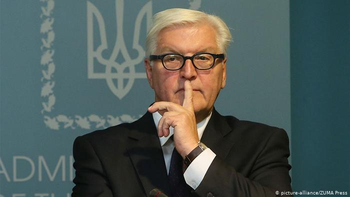 Формула Штайнмайера может привести Украину к катастрофическим последстви...