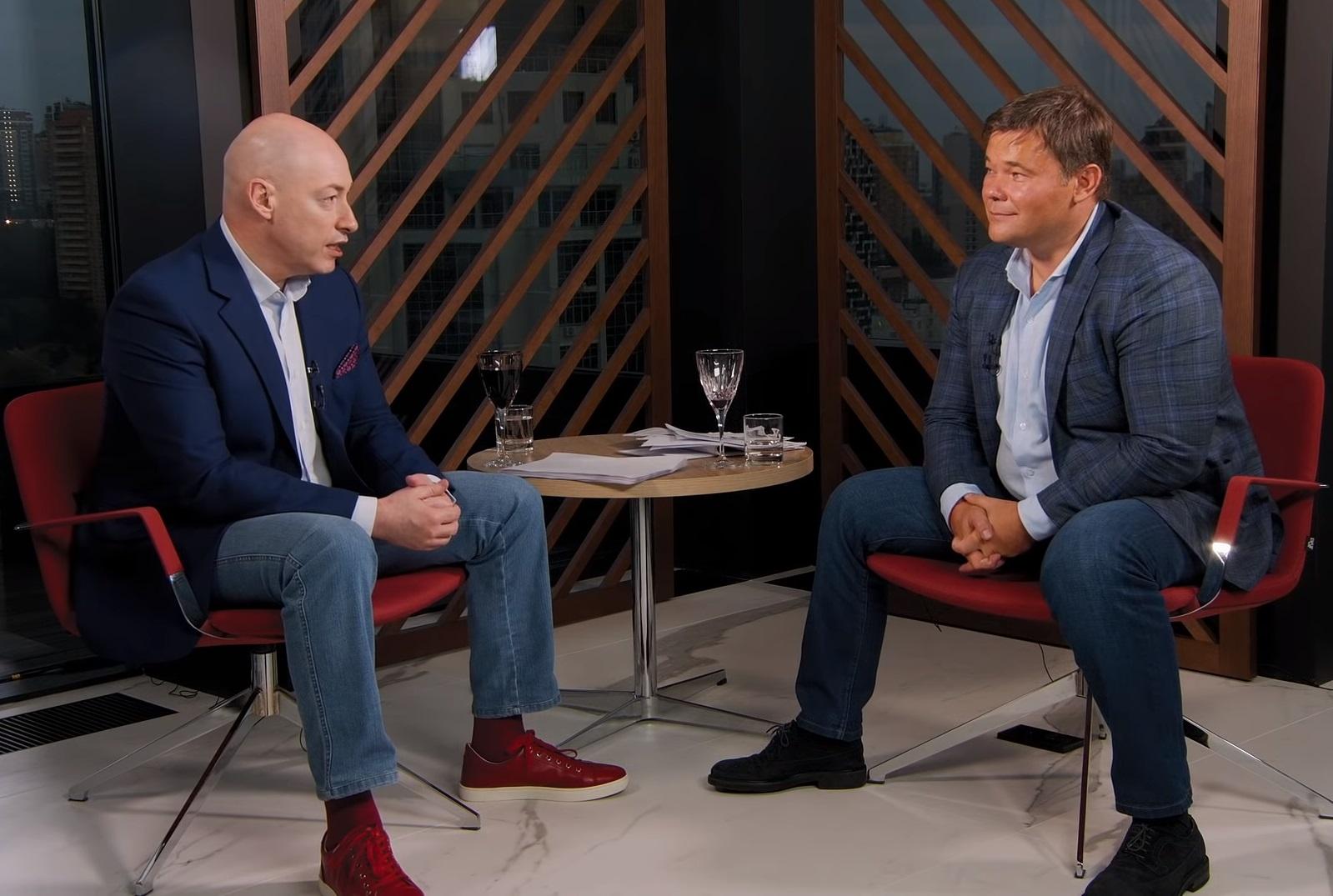 Актер до мозга костей. Что Андрей Богдан рассказал о Зеленском в интервь...
