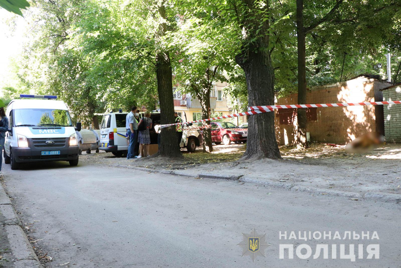 Убийства не было: полиция установила, откуда в Харькове взялся труп, зав...