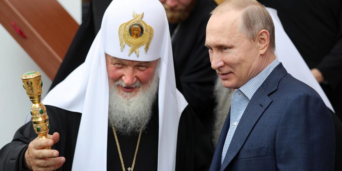 Православный Талибан. Как в России строят ультраконсервативное государст...