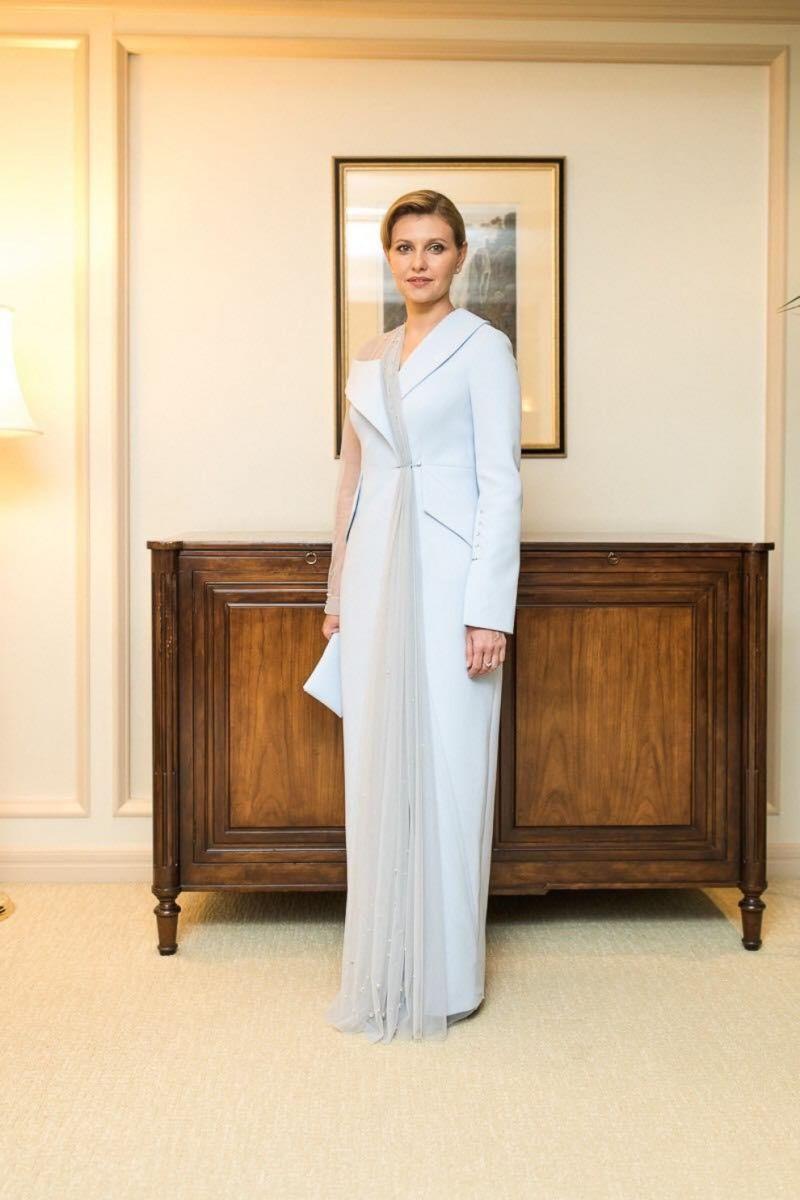 Елена Зеленская, первая леди Украины, супруга президента Украины, фото