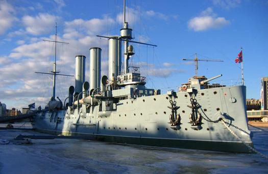 Крейсер Аврора выведут из состава флота из-за вечеринки олигархов