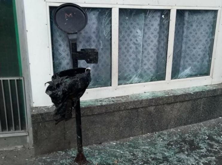 Взрыв на Шулявской: пострадавших уже четверо. Один – в больнице