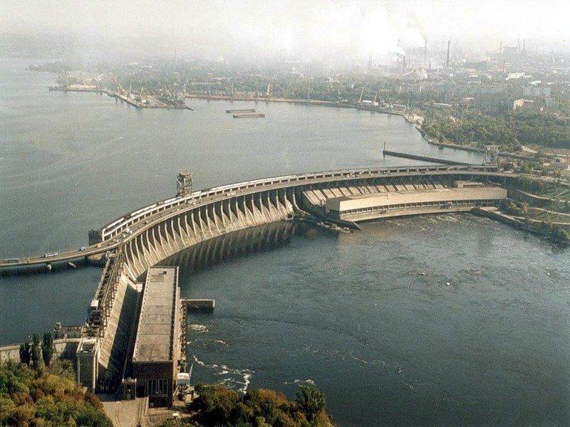 Днепровские шлюзы нуждаются в срочной реконструкции