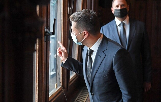 В Великобритании Зеленский провел закрытую встречу с главой Ми-6, – СМИ