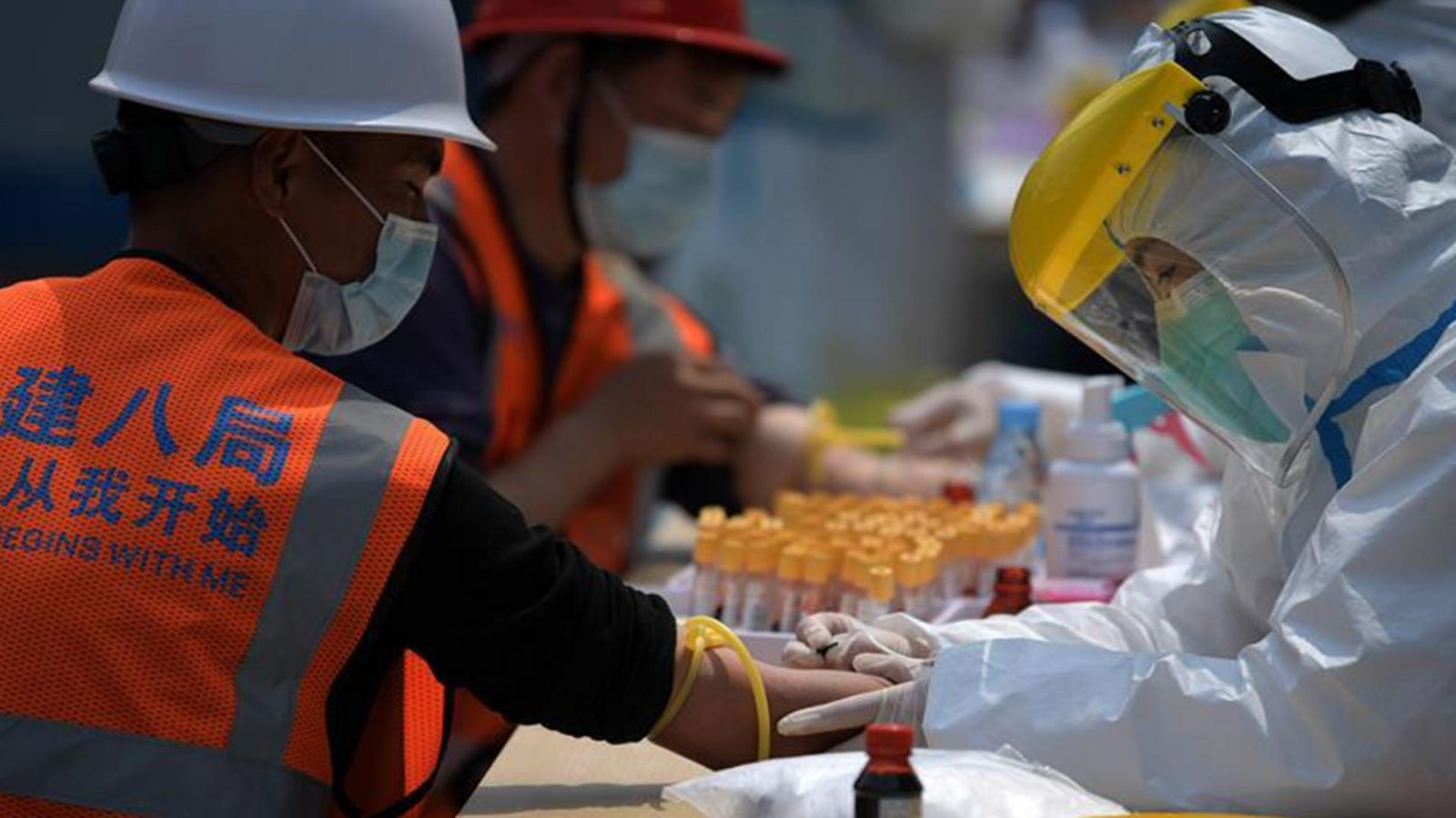 В Ухане за десять дней сделали 6,7 млн тестов на коронавирус