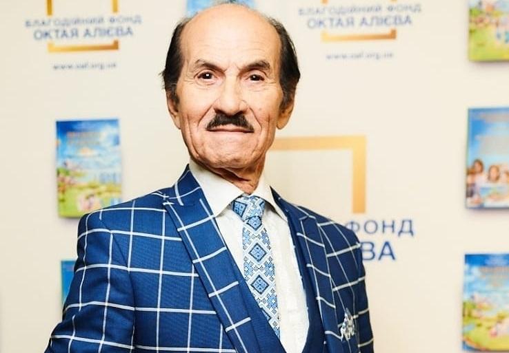90-летний хореограф Григорий Чапкис женился в четвертый раз на даме вдво...
