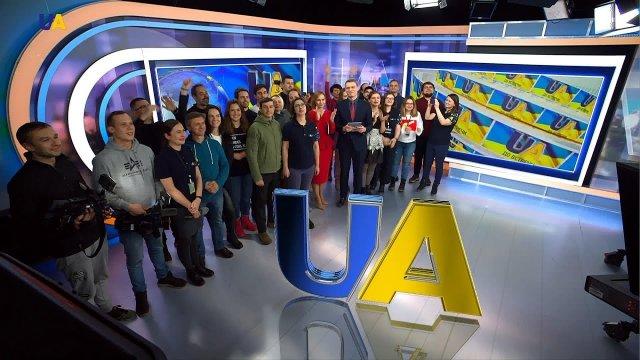Телеканал иновещания Украины UATV прекратил работу в прямом эфире