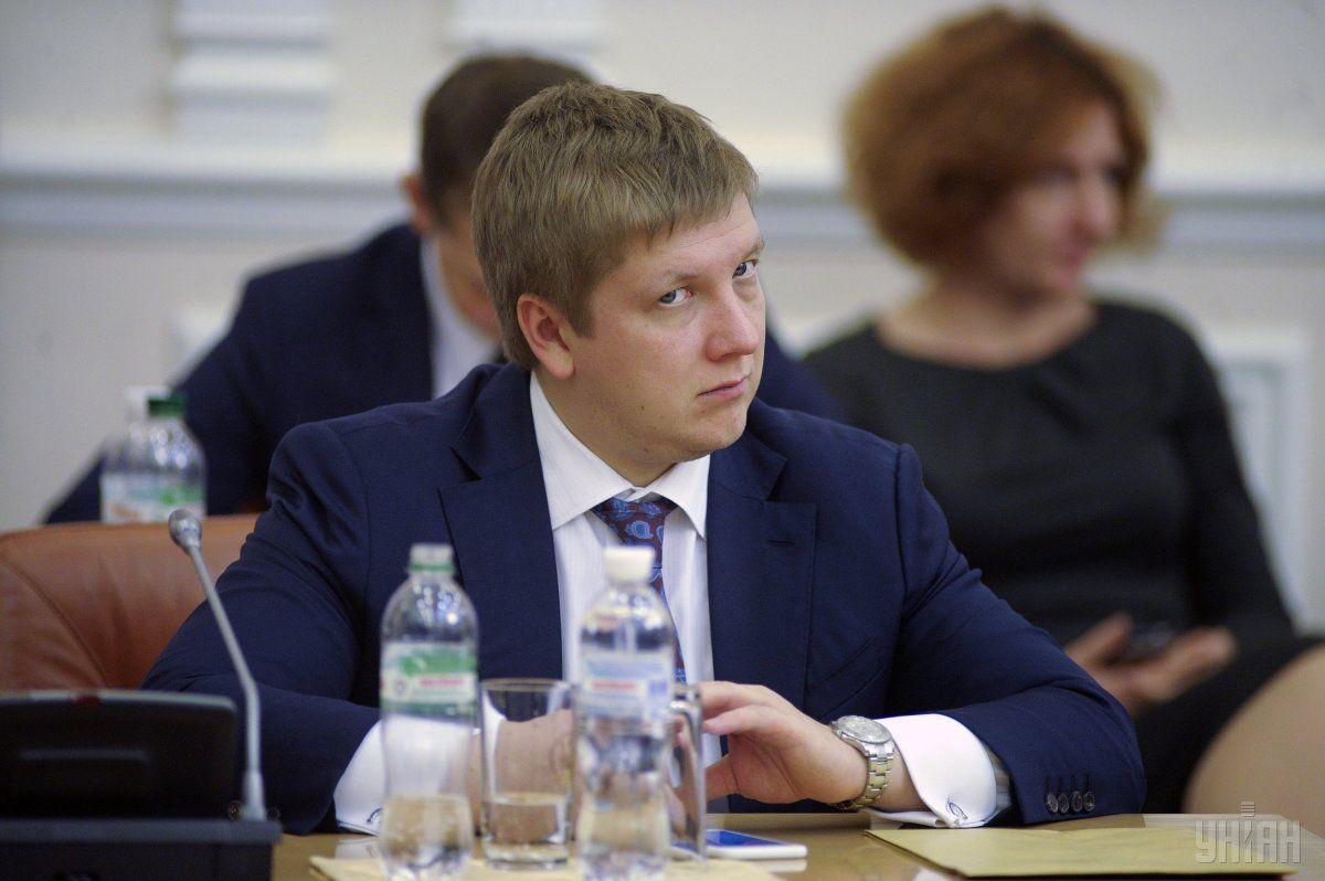 Коболев рассказал, почему РФ согласилась подписать транзитный контракт