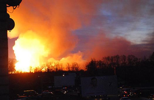 В России горят военные склады: 1 погибший, 35 - пропали без вести (видео...