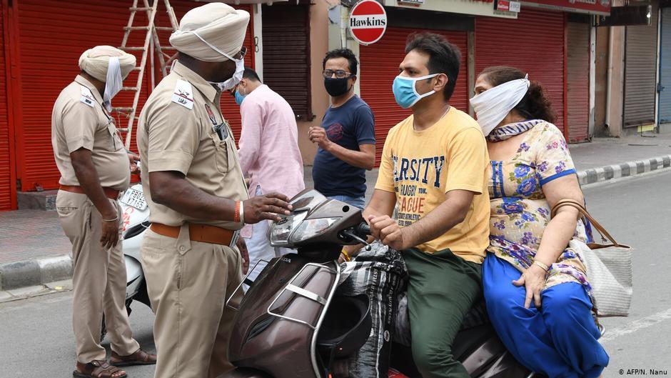 Статистика коронавируса в мире на 29 сентября: Индия стала лидером по ро...