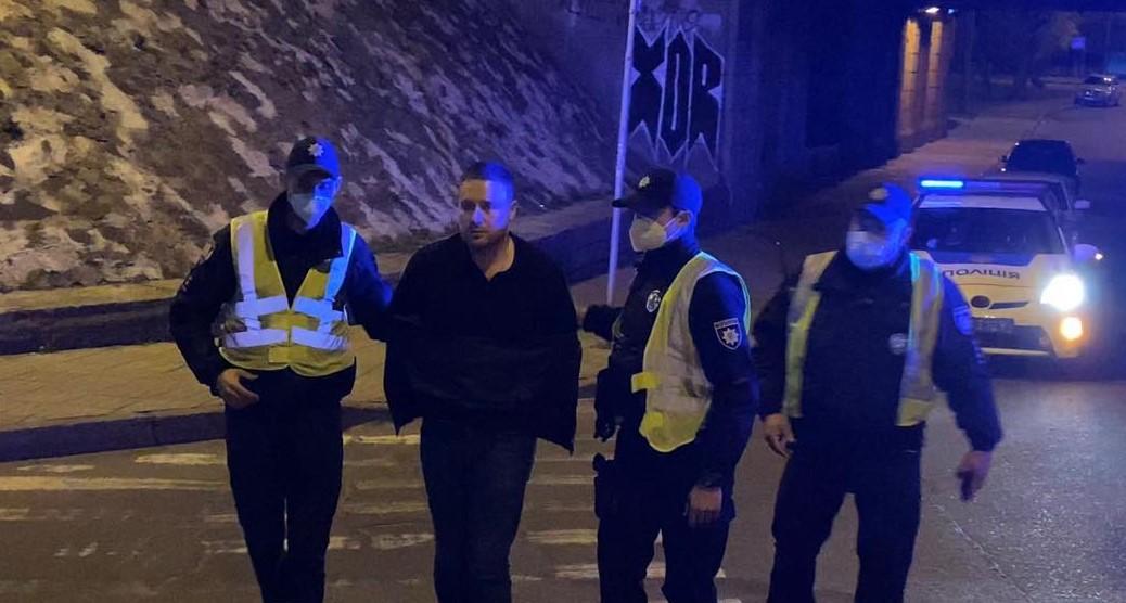 Заместитель Кличко с кулаками бросался на полицейских: мэр Киева уже при...