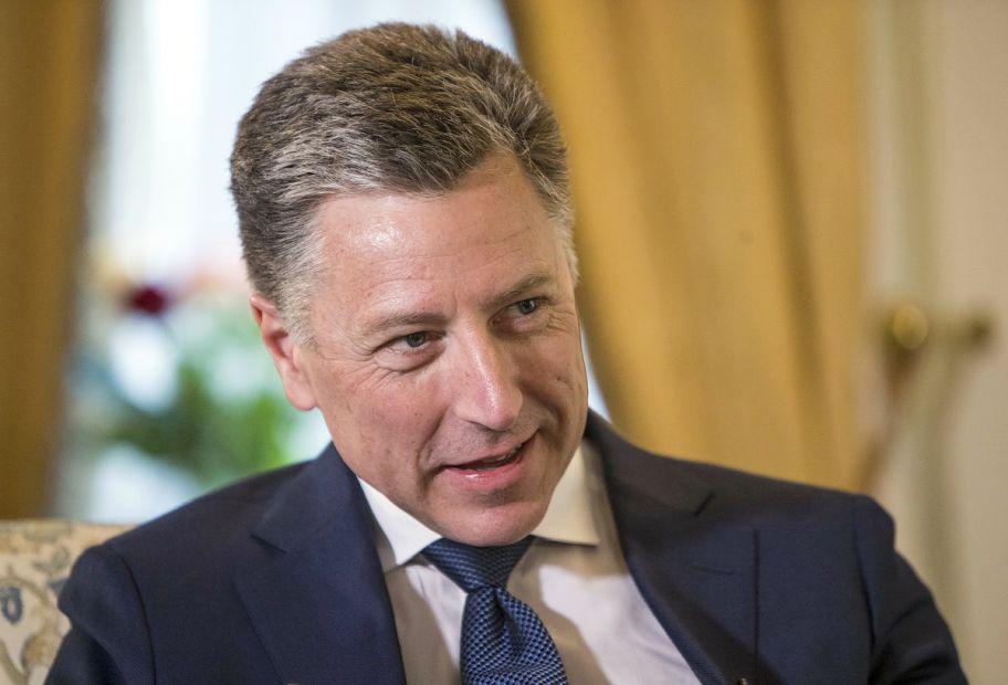 Волкер поддержал желание Зеленского вести диалог с Путиным