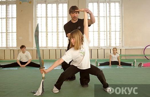 Борьба за бойцов. Украинцев тренируют лже-гуру боевых искусств