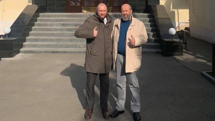 Окружной админсуд Киева обязал восстановить Шевчука в должности главы КС...