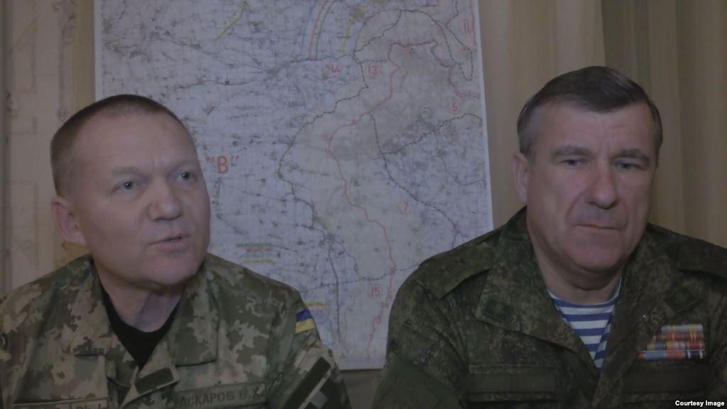 В Луганской области достигнуто соглашение о перемирии, - украинский гене...