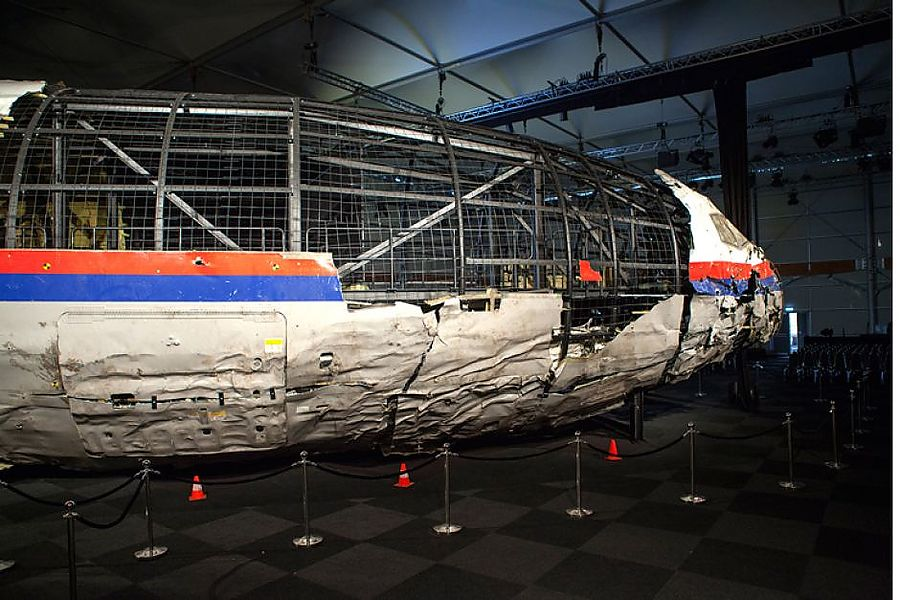 США отказались рассекречивать спутниковые данные по делу MH17