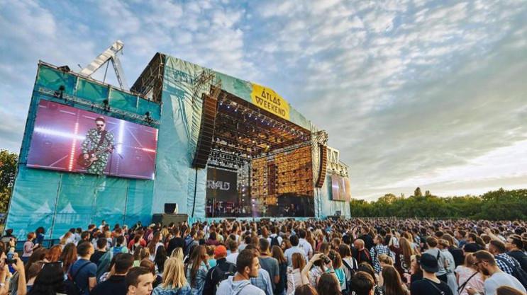 Один из крупнейших фестивалей Украины Atlas Weekend переносится из-за ко...