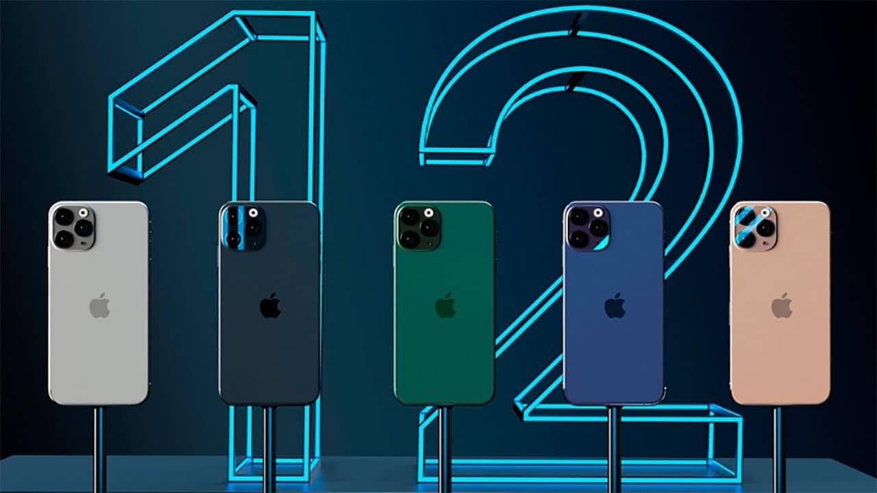 Apple представила iPhone 12 mini, iPhone 12, iPhone 12 Pro,  iPhone 12 M...