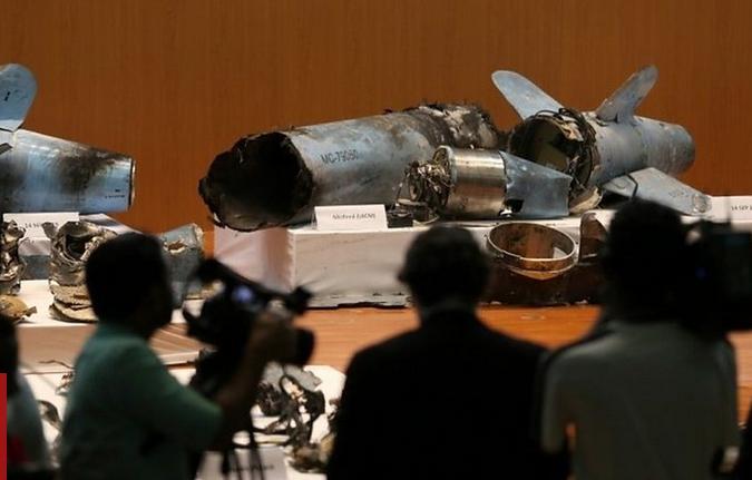 Саудовская Аравия обвинила Иран в атаке на НПЗ и показала обломки дронов