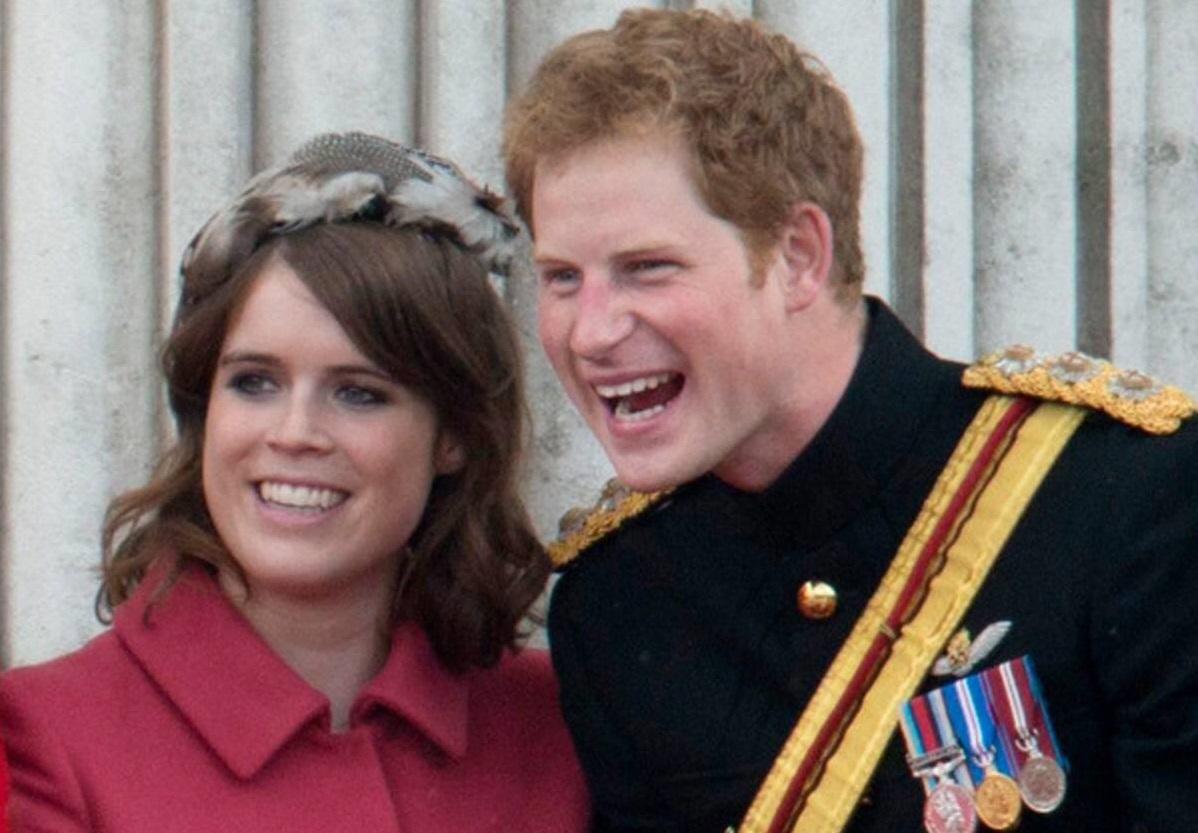 Приютит принцесса Евгения: принц Гарри на днях прибудет в Британию