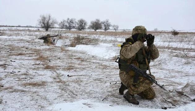 На Донбассе захвачен российский наемник