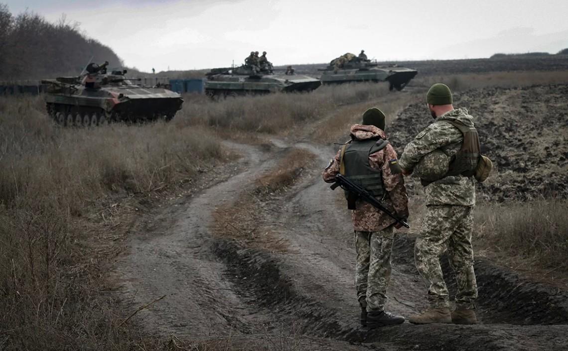 Разведение сил по всей линии разграничения заморозит конфликт на Донбасс...